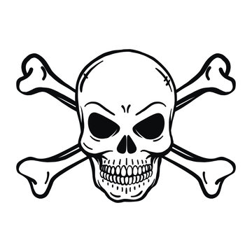 Skull And Crossbones Photos Royalty Free Images Graphics Vectors Videos Adobe Stock