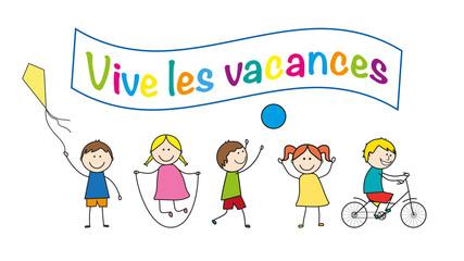 """vive Les Vacances"""" : photos, illustrations, vecteurs et vidéos ..."""