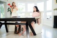 GirlsWay   Gia Paige, Lena Paul And Jade Baker   Wedding Plan Demonium