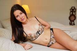 SexArt – Cassie Fire in Fire in the Lace