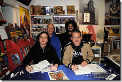 (v. links) David Boller, Ekki, Manuel Tirano und ERIK