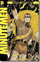 Before Watchmen: Minutemen 1