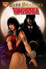 Dark Shadows - Vampirella 1