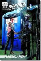 Star Trek TNG: Doctor Who Assimilation 6