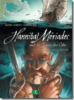 Hannibal Mériadec und die Tränen des Odin 3