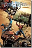 Bionic Man vs. Bionic Woman 1