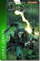 Jim Butchers Dresden Files: Ghoul Goblin 1