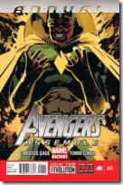 Avengers Assemble Annual 1