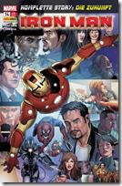 Iron Man Sonderband 14: Die Zukunft