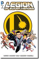 Legion of Super-Heroes 3
