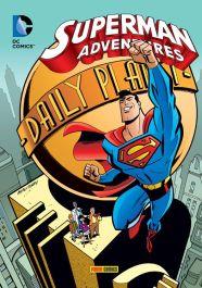 Superman Adventures TV-Comic 1: Der Mann aus Stahl