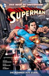 Superman TPB 1: Superman und die Männer aus Stahl