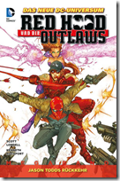 Red Hood und die Outlaws Megaband 1
