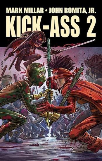 Kick-Ass 2 Gesamtausgabe (HC)