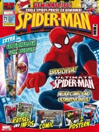 Spider-Man Magazin 71
