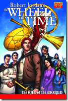 R Jordan Wheel of Time Eye o/t World 35