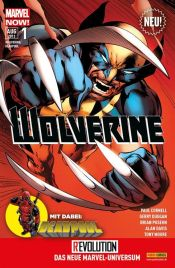 Wolverine/Deadpool 1 Marvel Now!