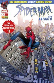 Spider-Man, der Avenger 7
