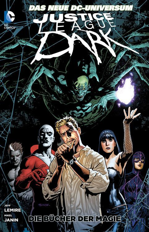 Justice League Dark 2