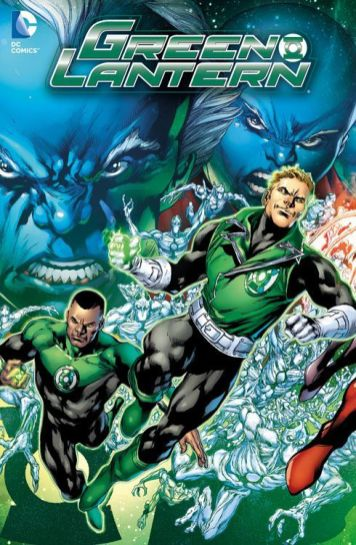 Green Lantern 14 Variant
