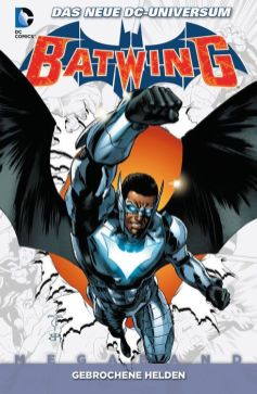 Batwing Megaband 1