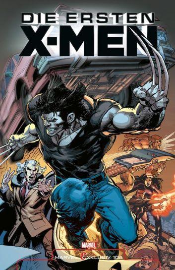 Marvel Exklusiv 106: Die ersten X-Men HC
