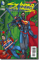 Action Comics 23.1 Cyborg Superman