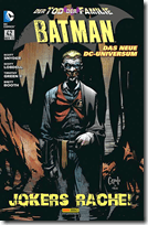 Batman Sonderband 42: Der Tod der Familie