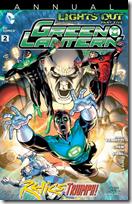Green Lantern: Annual 2