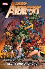 New Avengers Paperback 4: Recht und Ordnung