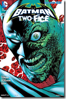 Batman & Two Face 26