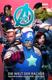 Marvel Now! Paperback: Avengers 1 HC