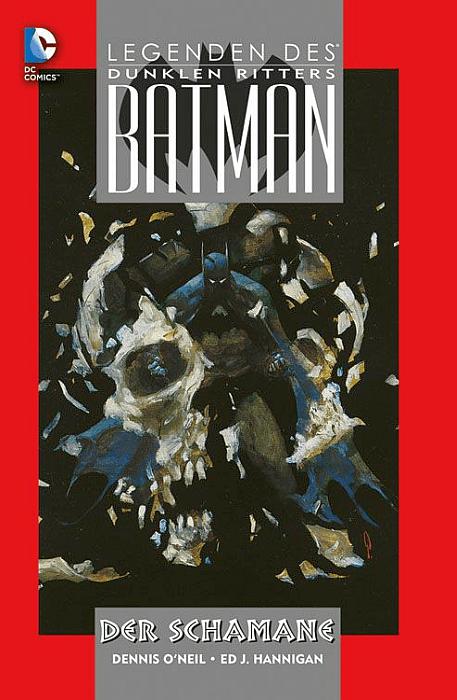 Batman – Legenden des Dunklen Ritters: Der Schamane HC