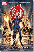 Marvel Now! Paperback: Avengers 1 SC