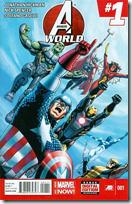 Avengers: World 1