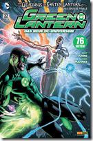 Green Lantern 22