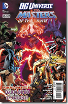 DC Universe vs. Master of the Universe 6