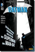 Batman Sonderband 43:  Schreckensnächte in Gotham