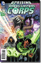 Green Lantern: Corps 31