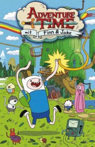 Adventure Time Comic 1