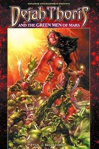 Dejah Thoris & Green Man of Mars TP 2