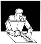 Chris Ware - Robot