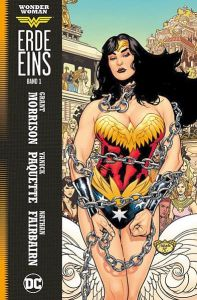 Wonder Woman Erde Eins 1