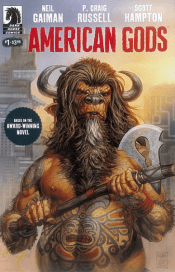 NEIL GAIMAN AMERICAN GODS SHADOWS #1