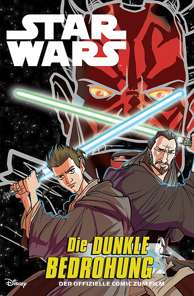 Star Wars Junior Graphic Novel 1: Episode 1 – Die dunkle Bedrohung