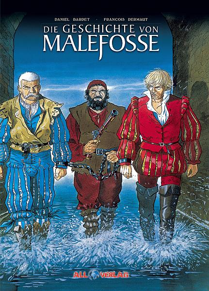 Die Wege von Malefosse Gesamtausgabe 1