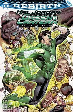Hal Jordan & Das Green Lantern Corps (Rebirth) 2: Folter