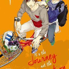 It's the Journey not the Destination 1