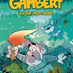 Gambert 1 – …und der Vitus-Zauber