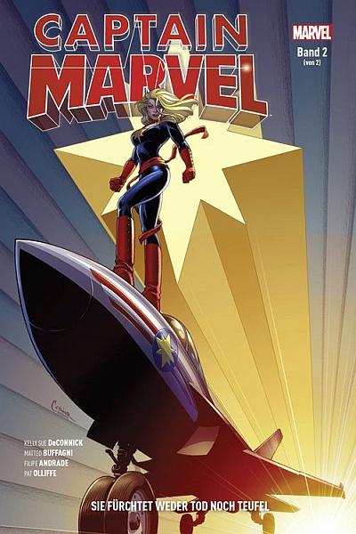 Captain Marvel: Sie fürchtet weder Tod noch Teufel 2 HC